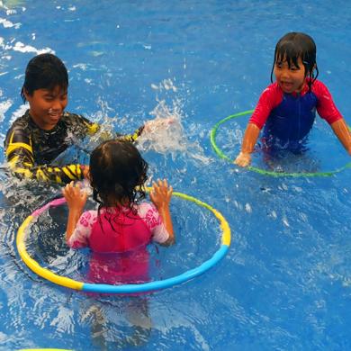 Programmes - Swimming Class